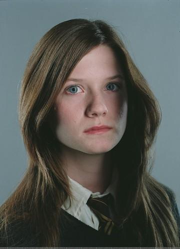 Harry Potter y el misterio del príncipe, Ginny  Weasley