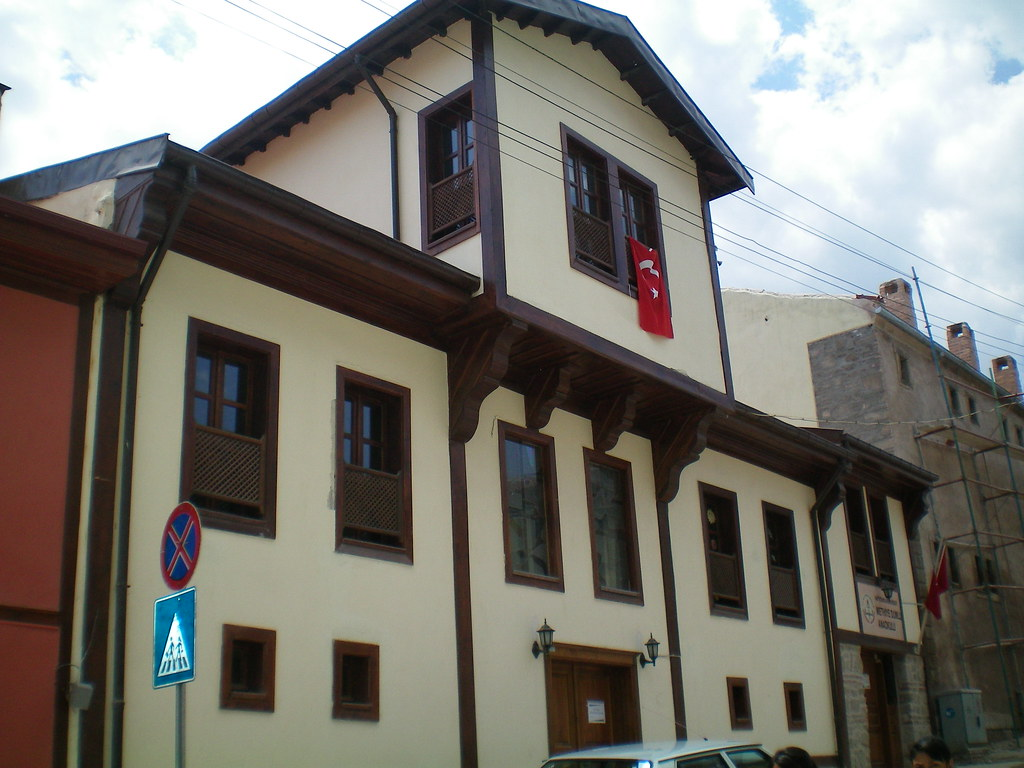 Afyon tarihi ev