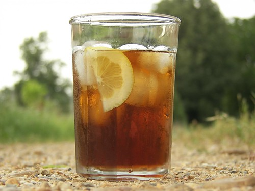 Ice Tea by MzScarlett / A.K.A. Michelle, on Flickr