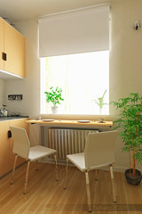 Breakfast (Ngoc T Phan) Tags: cinema architecture photoshop interior render cinema4d 4d vray