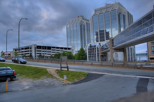 Halifax Downtown by the Water