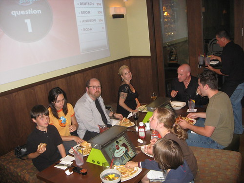 Geek Dinner 26: uWink Beta Testing