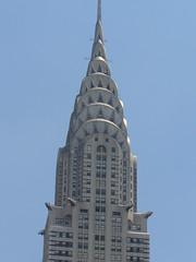 Chrysler Building (gatchamark) Tags: newyorkcity honeymoon chryslerbuilding gargoyles