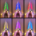 the ling long pagoda - in RGB > CMY