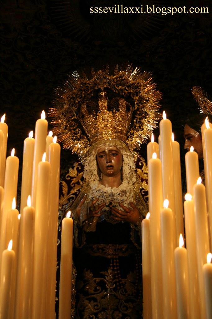 Nuestra Señora de la Amargura Coronada