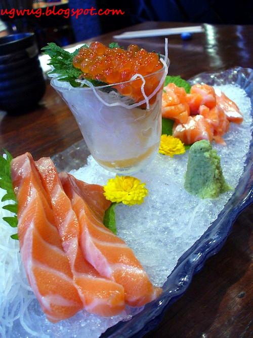 Salmon Zukushi