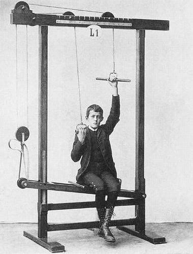 1800's Fitness 1