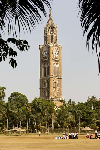 Clock Tower: Mumbai University by babasteve.