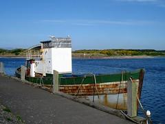 MV Zenobia (trawets1) Tags: zenobia irvine harbourside ayrshire