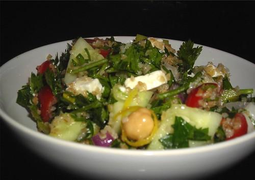 Tabbouliatiki Salad