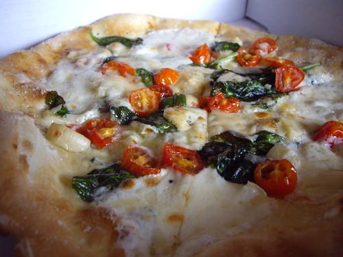 BonoTOGO Bianca Pizza