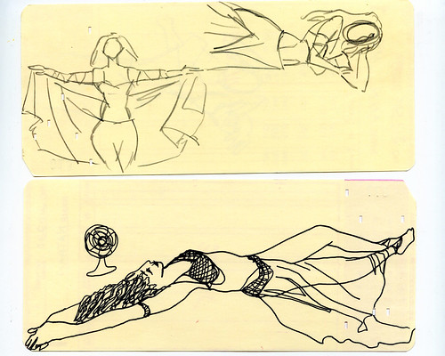 andre's sketches