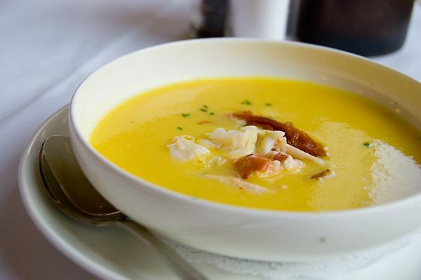 corn-soup