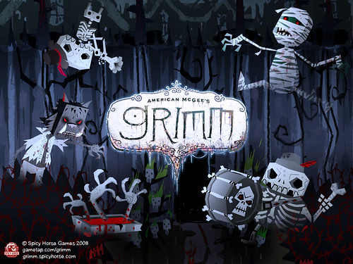 Grimm Wallpaper 1600x1200