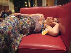 Cedwyn dreaming again