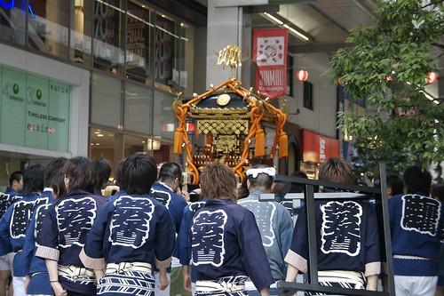 仙台のお祭り