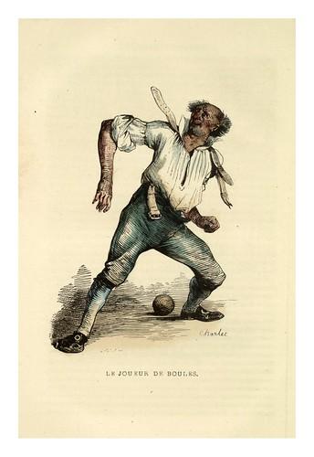 El jugador de bolas