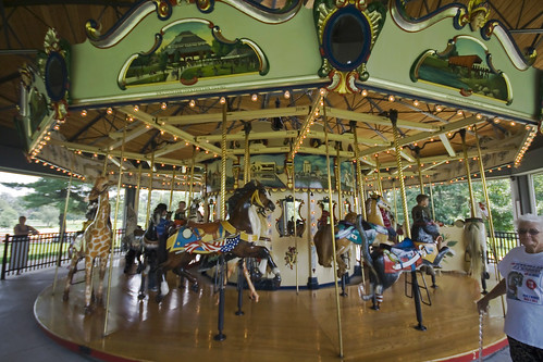 At The Carousel