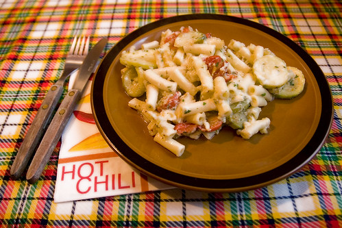 pasta salad - free 6 Megapixel image