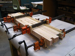 laminating table legs