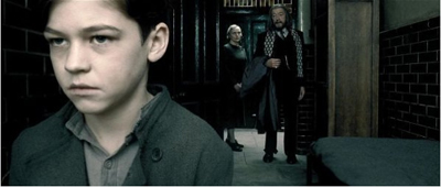 The Young Tom Riddle