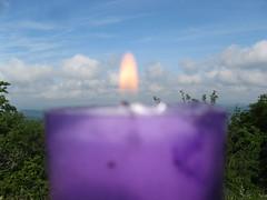 20 свеча