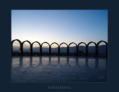 Foreseing (IshtiaQ Ahmed revival to Photography) Tags: pakistan sunset building monument islamabad ishtiaq