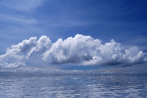 animated gif -sky-reflection