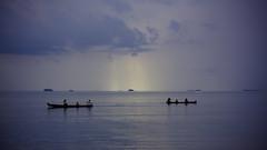 San Blas (Loungedown) Tags: sunset sea canon photo image picture photograph subject panama sanblas lightroom afbeelding canou 450d loungedown wwwloungedowncom takenbypieteroffringa pieteroffringa