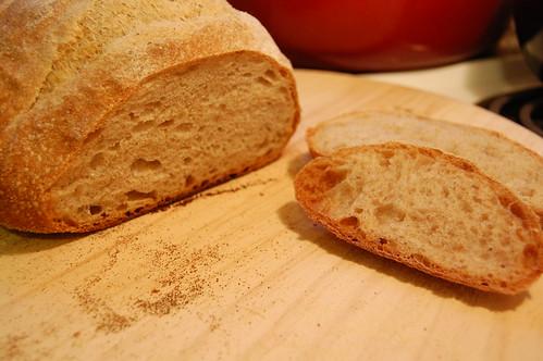 rustic bread from hamelman's bread