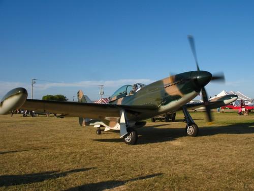 Warbird picture - Cavalier Mustang
