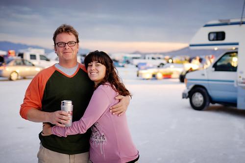 Steve and Rosemary