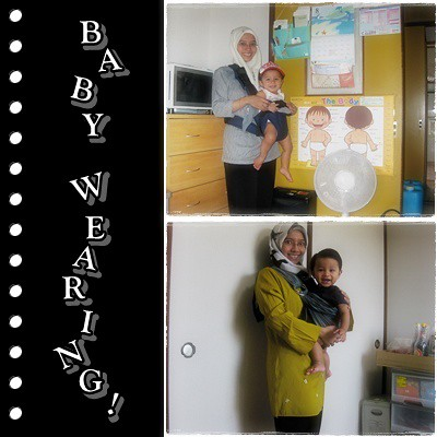 :: Babywearing ::