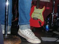 Les chaussures de Yann Perreau