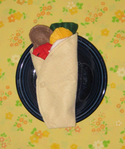 Bean Burrito by you.