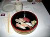 Omakase Sushi (1) - First Round