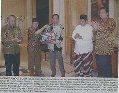 Bersama Sahabat-sahabat di Indonesia