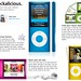 Apple iPod nano view
