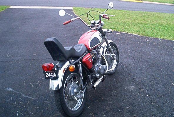 1969 CB450 face lift - VADriven.com Forums