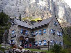 Die Fallier-Hütte