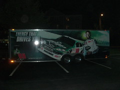 Jr's trailer
