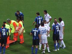 Inter-Catania 2-1 (calciocatania) Tags: football milano catania calcio inter tifosi zenga soccerrossazzurri