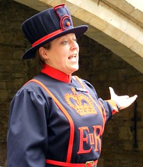 """beefeater"" Miss Cameron first female Yeoman Warder (top_gun_1uk) Tags: uk london tower castle history castles female royal first palace queens henry kings cameron miss englishhistory toweroflondon cityoflondon beefeater yeoman royalfamily henrytheeighth warder britishhistory yeomen exicution mywinners ukhistory exicutions elizebeththefirst royalresidendents yeowoman firstfemaleyeomanwarder"