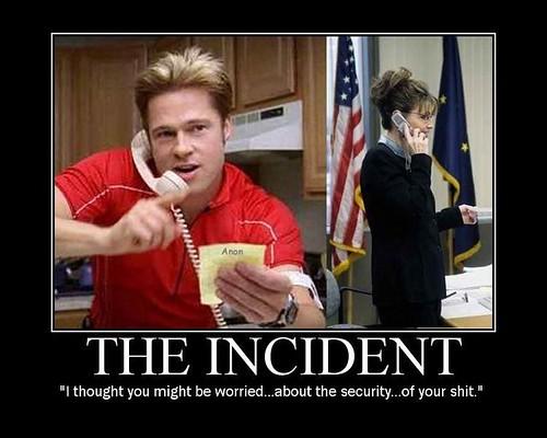 Sarah Palin's Yahoo Email Account Gets Hacked (2008) 3