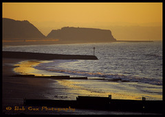 Sunrise Dawlish Beach (Bob Cox Photography) Tags: seagulls beach misty sunrise waves tide devon guas groins divinas dawlish abigfave ysplix overtheexcellence wonderfulworldmix excapture ilovemypics qualitypixels 100commentgroup guasdivinas trshot spectacularsunsetsandsunrises