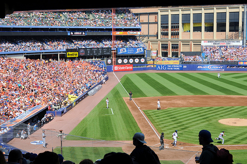 [ATTENDANCE] Rays Should Take Cue From Mets; Just Lie About Attendance