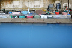 the laundry (johanna) Tags: geotagged lisboa laundry madragoa geo:lon=915453 geo:lat=38709416 lavadouromunicipaldamadragoa tanquesdamadragoa