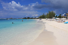 Seven Mile Beach, Grand Cayman (Don McDougall) Tags: beach water islands sand grand seven shore 100views caribbean 100 cayman popular mile mostpopular grandcayman mostviewed sevenmilebeach mcdougall donmcdougall