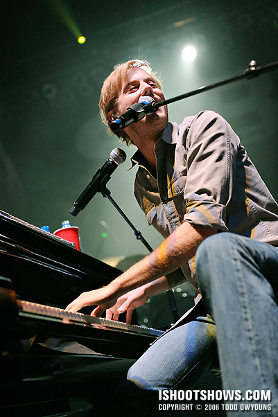 Jack's Mannequin @ the Chaifetz Arena -- 2008.09.26