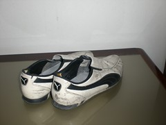 My old pair of Puma (Smeerch) Tags: shoe shoes pair sneakers sneaker puma sprint scarpe scarpa slipons slipon paio pumasprint